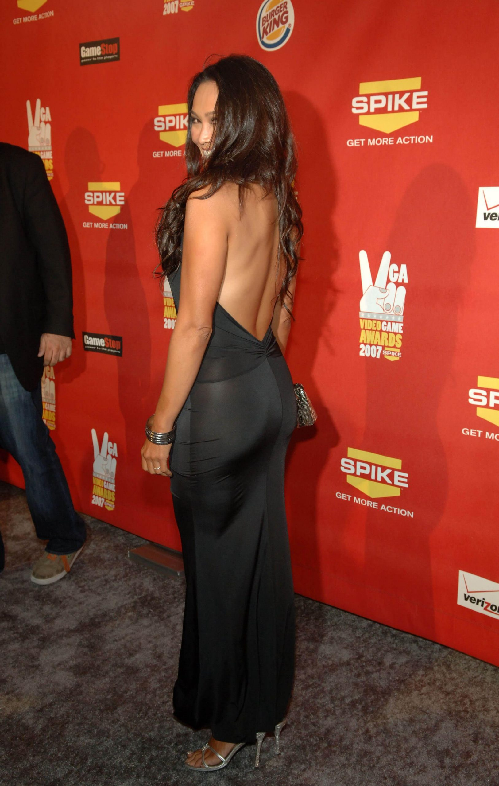 Tia Carrere amazing butt pics