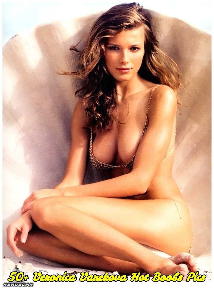 Veronica Varekova hot boobs pics