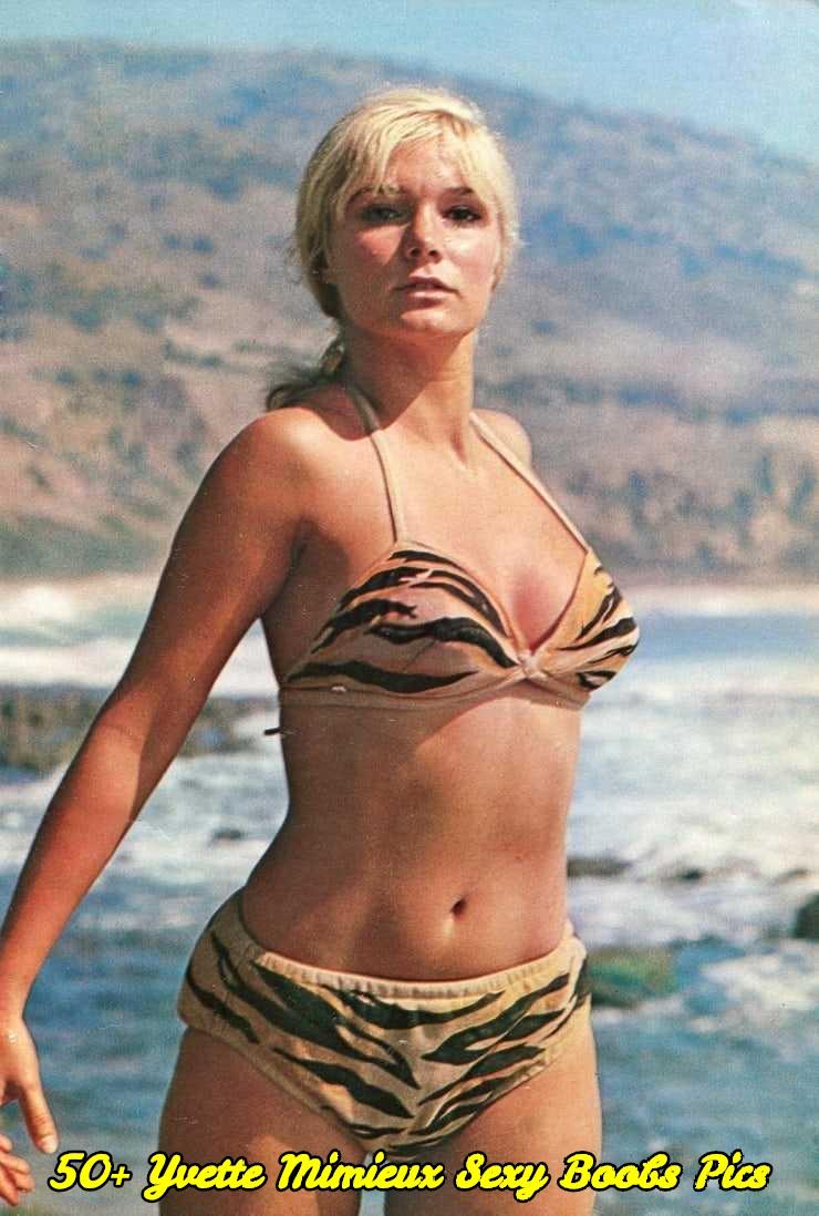 Yvette Mimieux sexy boobs pics