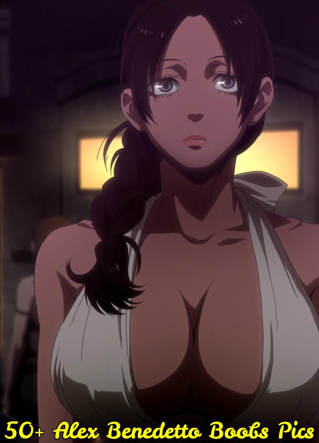 alex benedetto boobs pics