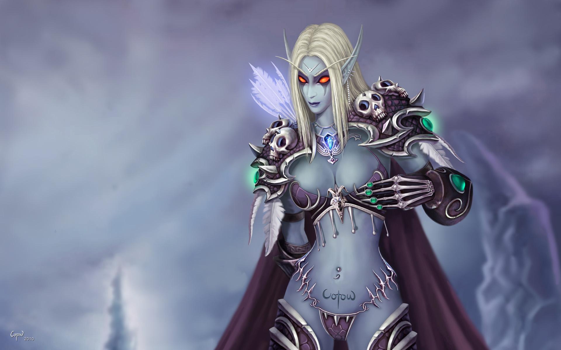 alleria windrunner hot boobs