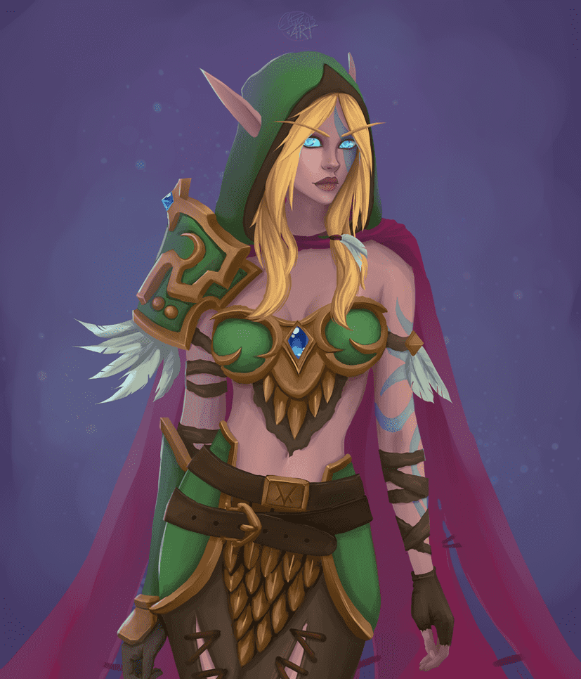 alleria windrunner sexy pictures
