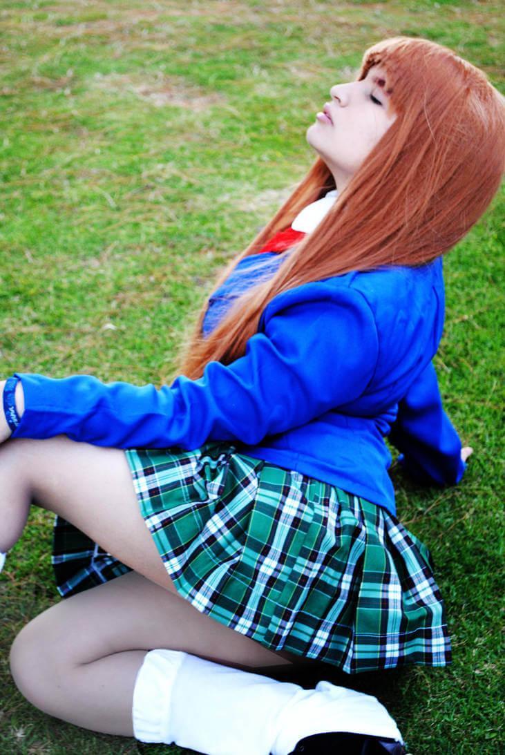 aya natsume hot cosplay