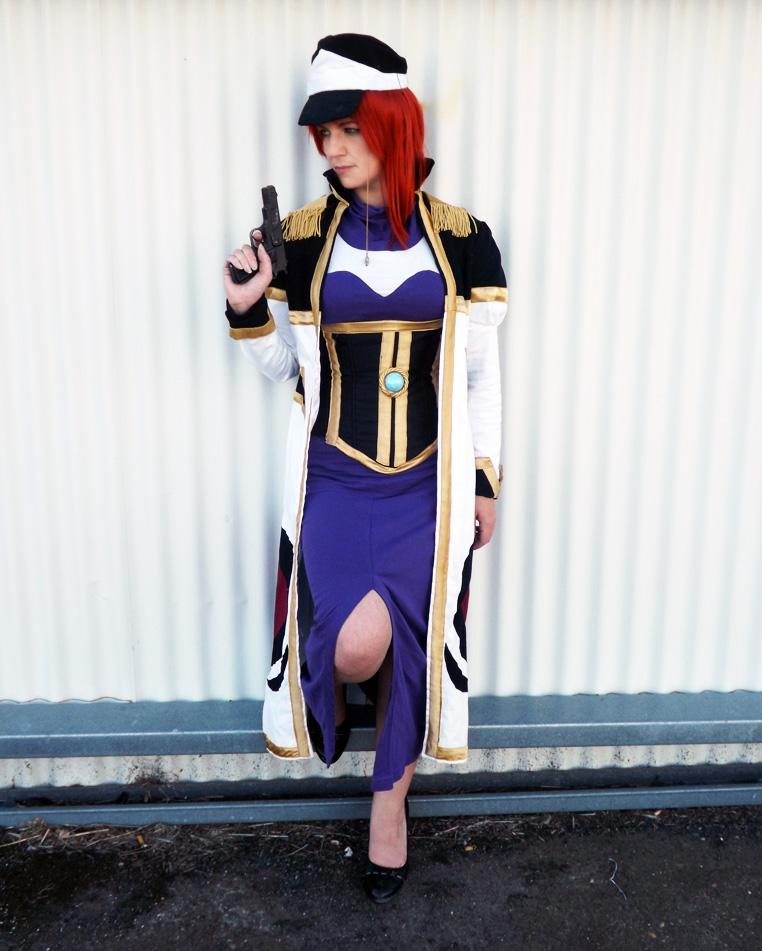 forte stollen sexy cosplay