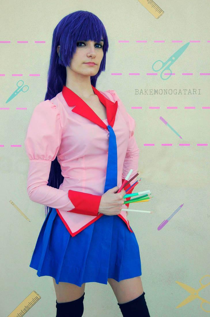 hitagi senjougahara cosplay