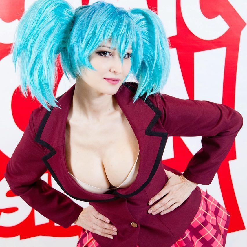 ryofu housen sexy cosplay