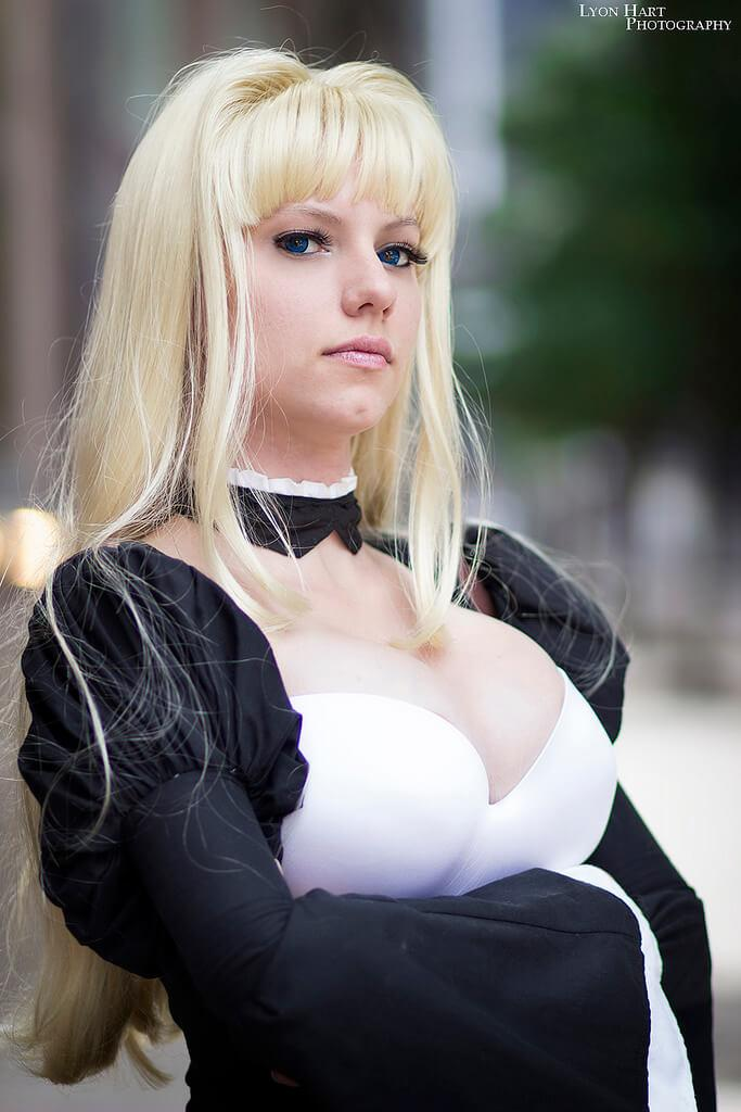 tsukiumi hot cosplay