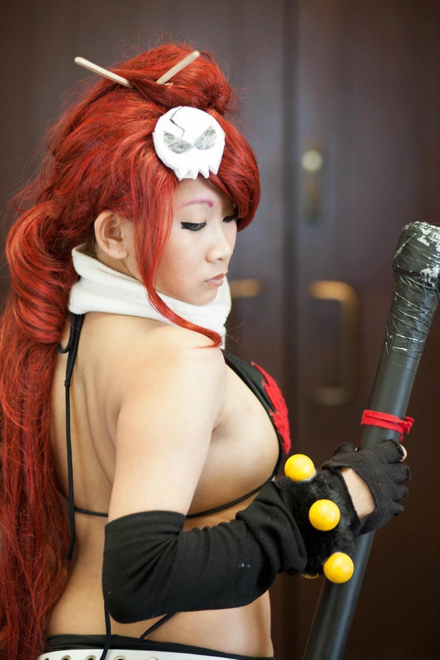 yoko littner hot cosplay