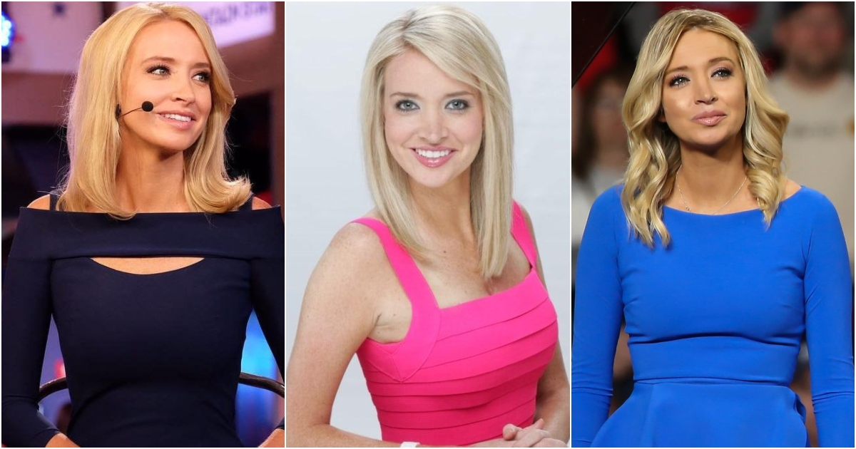 28 Kayleigh McEnany Hot Pictures Show Off Her Voluptuous Body