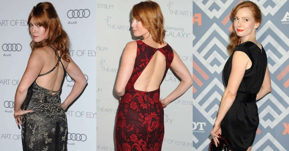 51 Alicia Witt Big Butt Pictures Will Drive You Nuts