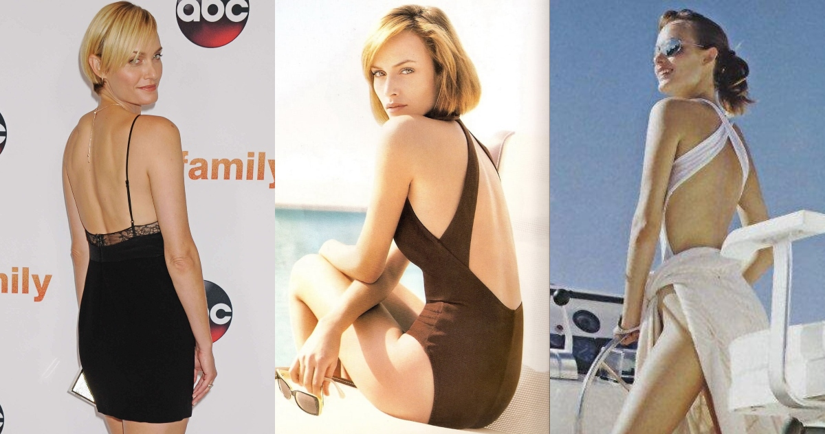 51 Amber Valletta Big Butt Pictures Will Drive You Nuts