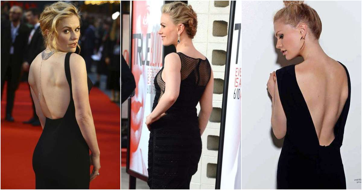 51 Anna Paquin Big Butt Pictures Will Drive You Nuts