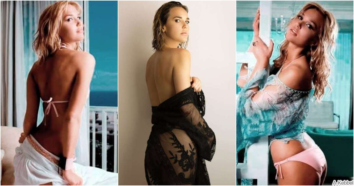 51 Arielle Kebbel Shiny Ass Pictures Are Out Of This World