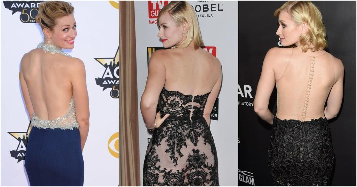 51 Beth Behrs Shiny Ass Pictures Are Out Of This World