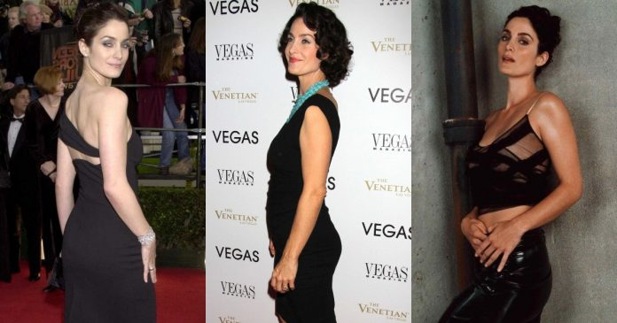 51 Carrie-Anne Moss Big Butt Pictures Will Make You Fall In Love