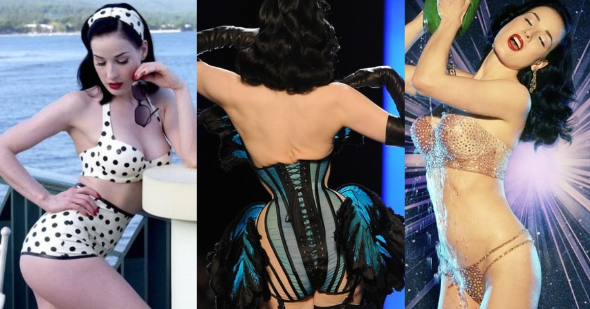 51 Dita Von Teese Big Butt Pictures Will Make You Fall In Love