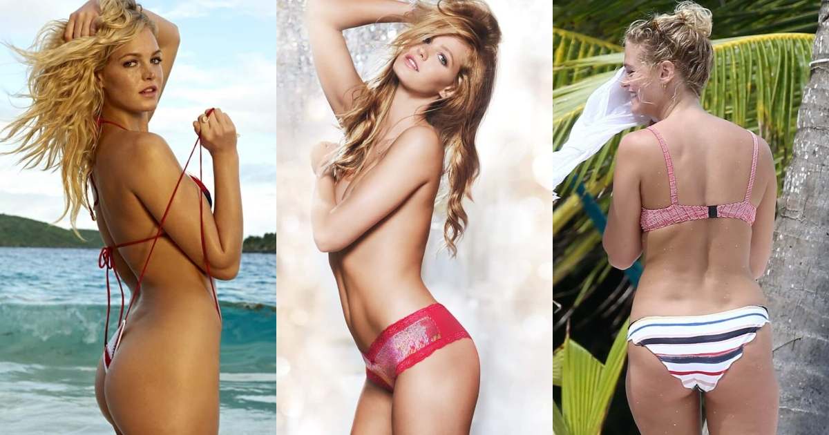 51 Erin Heatherton Big Butt Pictures Will Make You Her Biggest Fan