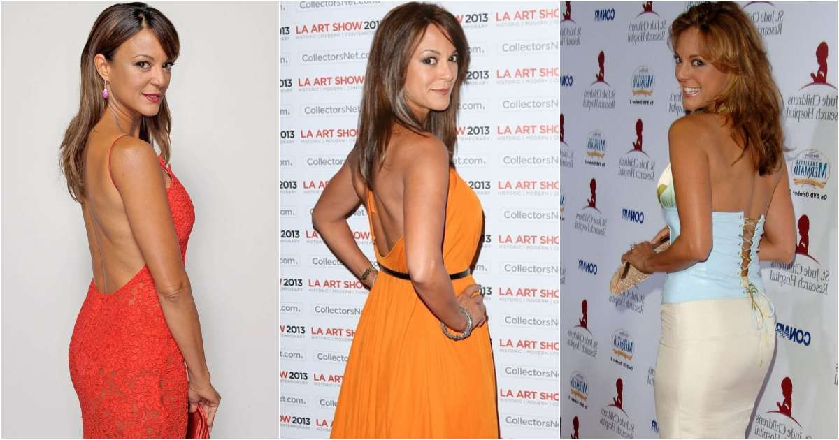 51 Eva LaRue Bubble Butt Pictures Are The Best On The Internet