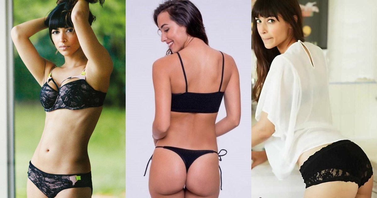 51 Hannah Simone Bubble Butt Pictures Are The Best On The Internet