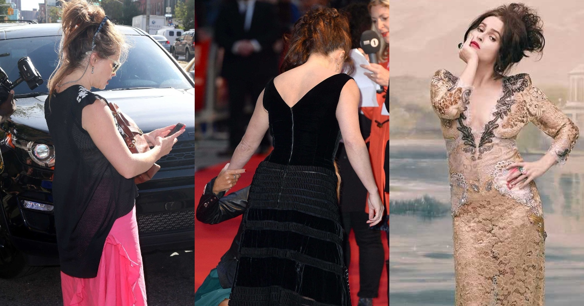 51 Helena Bonham Carter Big Butt Pictures Will Send Chills Down Your Spine