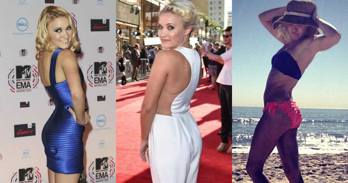 51 Hottest Emily Osment Butt Pictures Uncover Her Attractive Assets