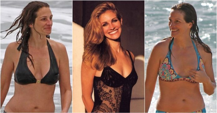 51 Hottest Julia Roberts Boobs Pictures Are As Tight As Can Be