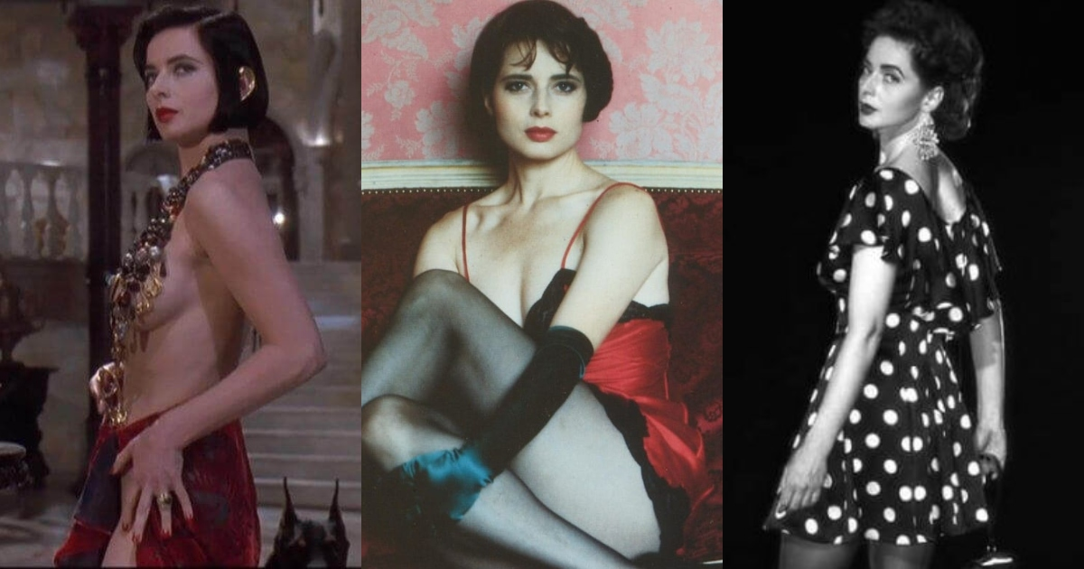 51 Isabella Rossellini Massive Booty Pictures Are Pure Love