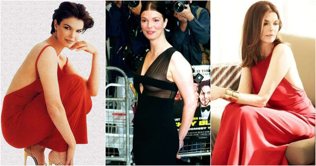 51 Jeanne Tripplehorn Big Butt Pictures Will Make You Her Biggest Fan