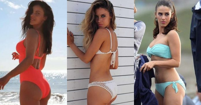 51 Jessica Lowndes Big Butt Pictures Will Make You Her Biggest Fan