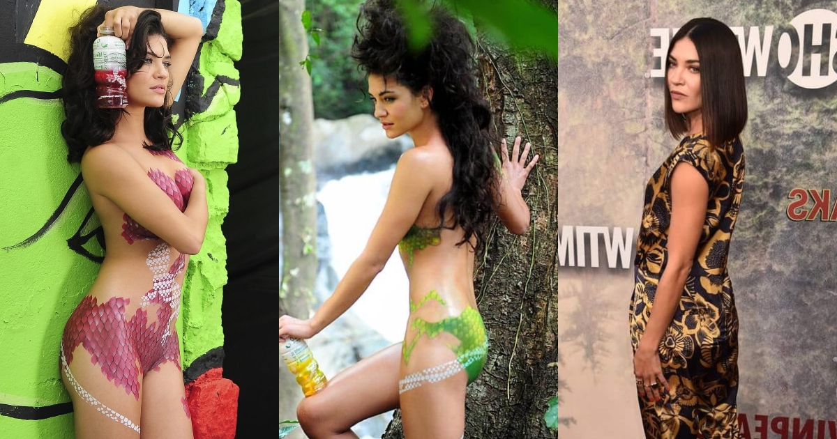 51 Jessica Szohr Big Butt Pictures Define Natural Beauty