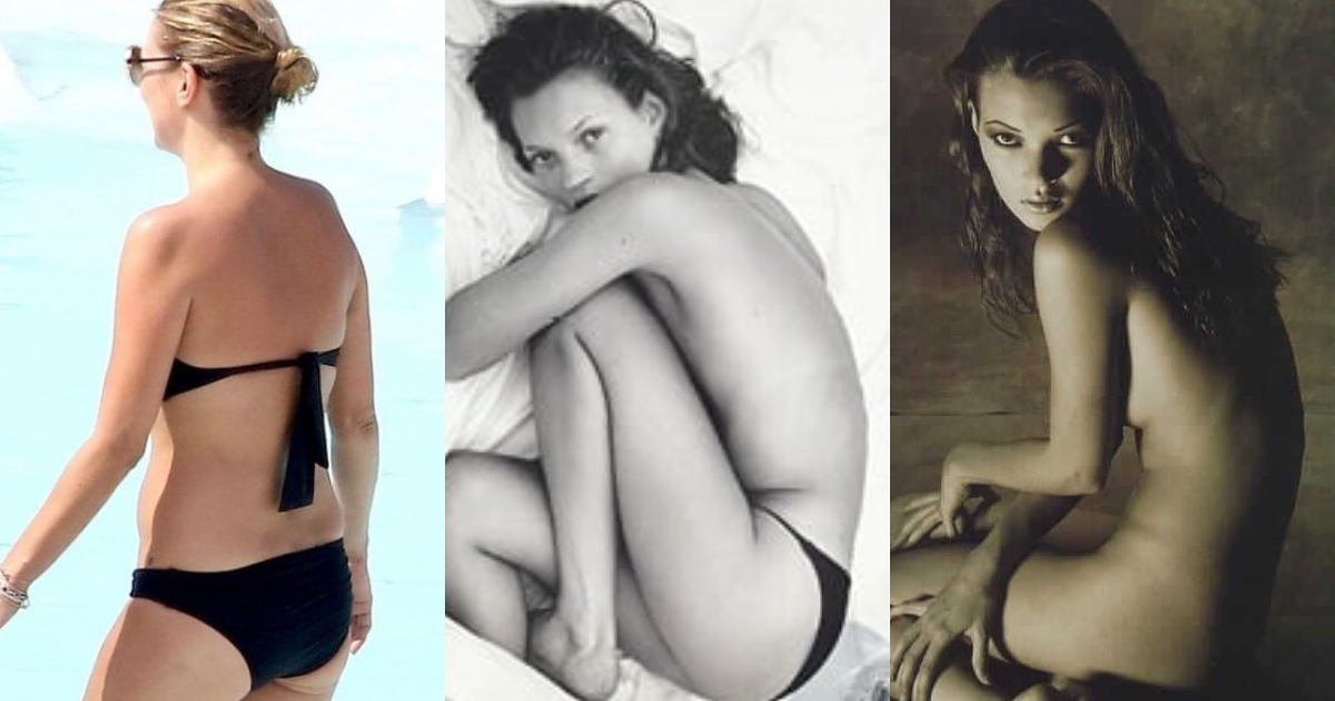 51 Kate Moss Cute Ass Pictures Will Soothe Your Eyes