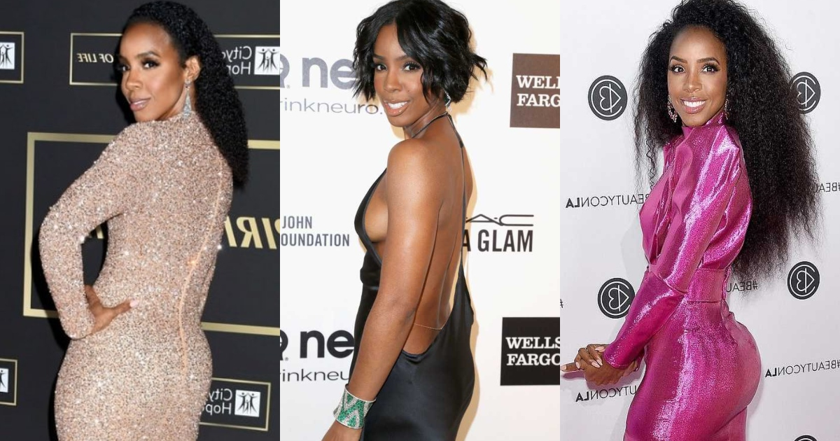51 Kelly Rowland Big Butt Pictures Will Keep You Staring At Screen
