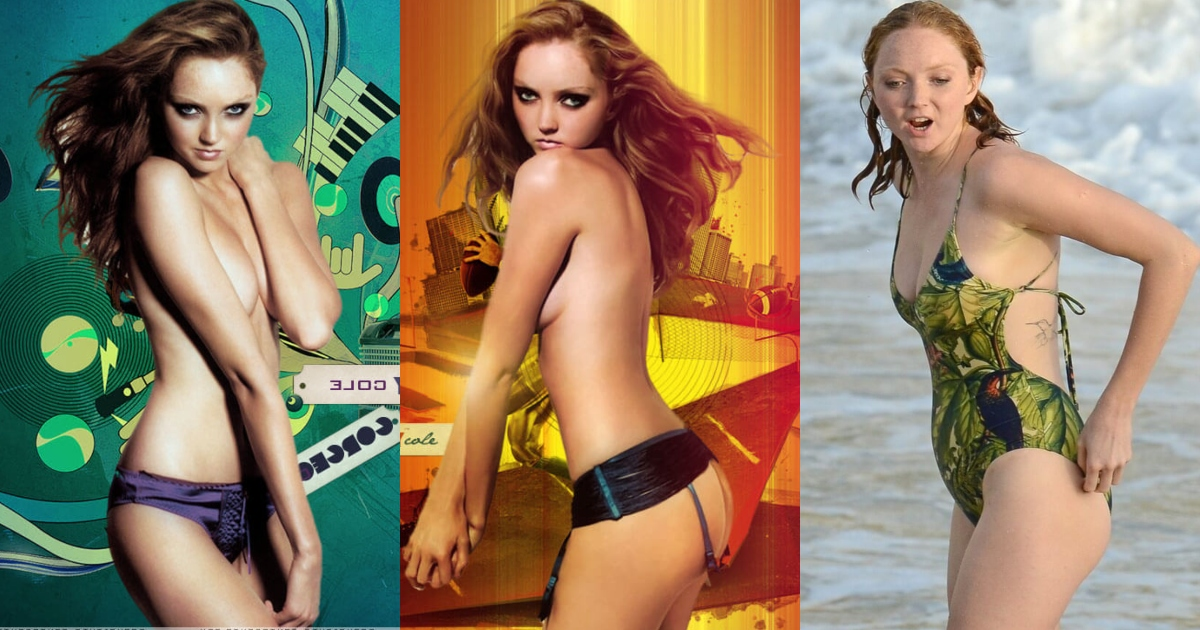 51 Lily Cole Big Butt Pictures Will Keep You Staring At Screen