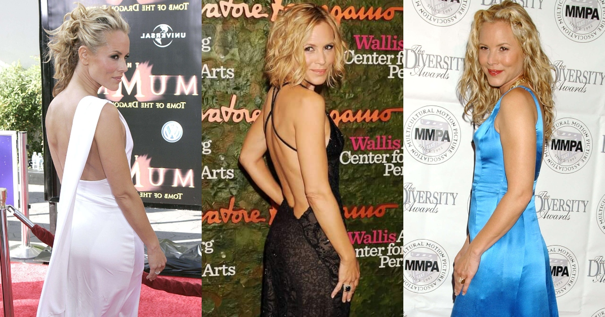 51 Maria Bello Bubble Butt Pictures Are The Best On The Internet