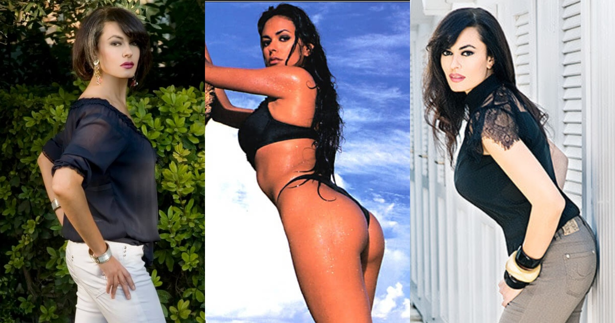 51 Maria Grazia Cucinotta Big Butt Pictures Will Keep You Staring At Screen