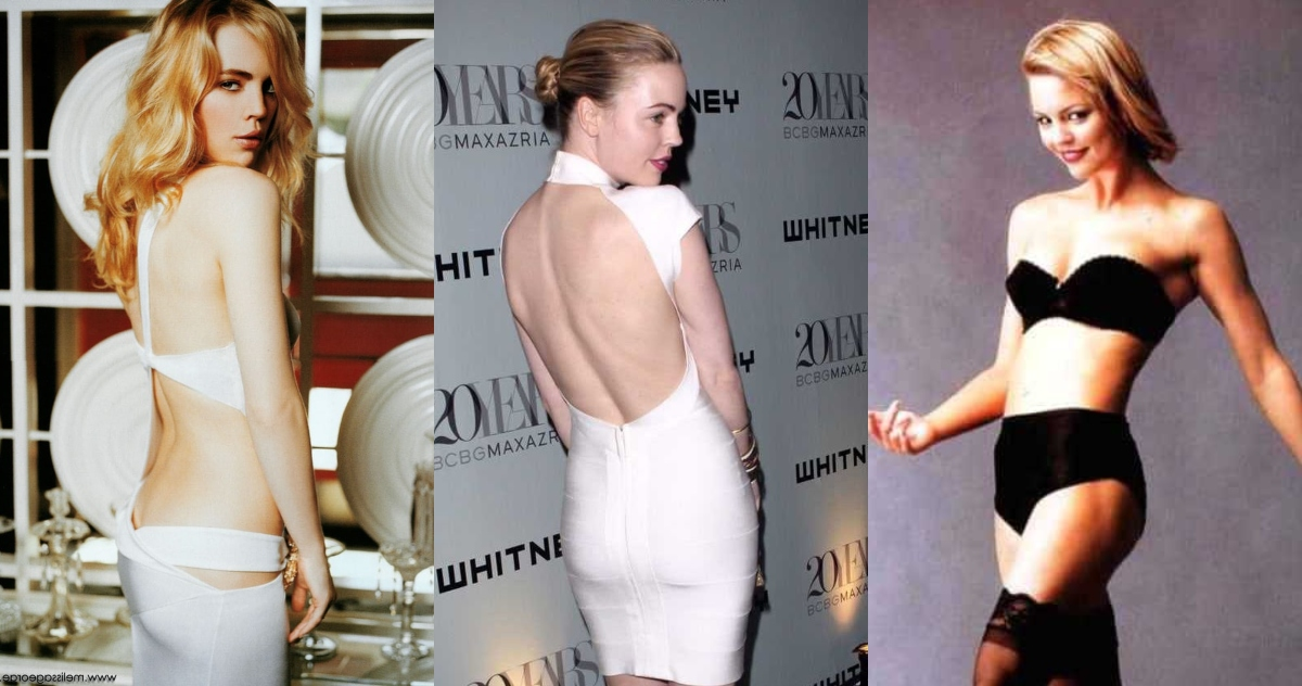 51 Melissa George Big Butt Pictures Define Natural Beauty