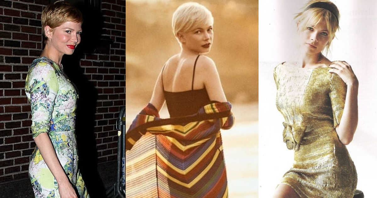 51 Michelle Williams Shiny Ass Pictures Are Out Of This World
