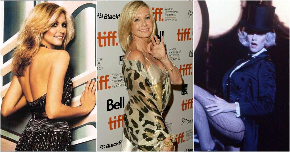 51 Olivia Newton-John Big Ass Pictures Are Define True Beauty