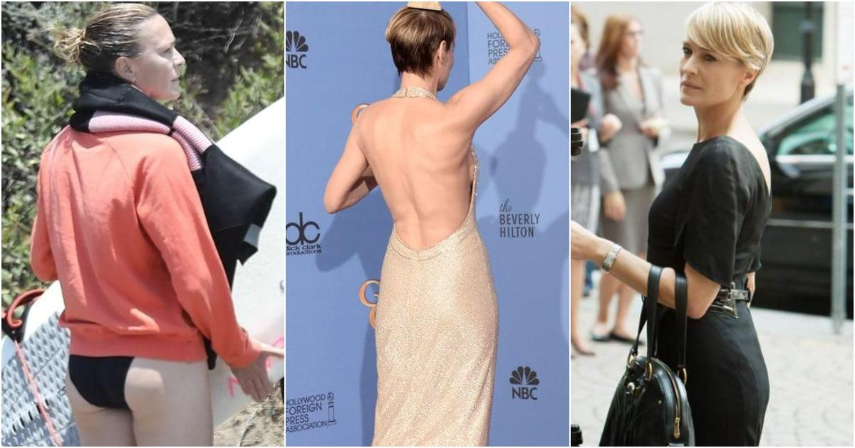 51 Robin Wright Big Booty Pictures Are Out Of This World