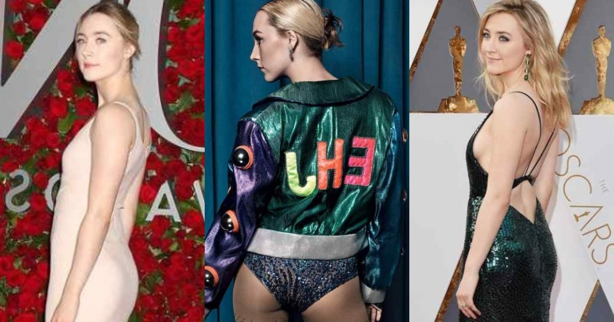 51 Saoirse Ronan Massive Booty Pictures Are Pure Love
