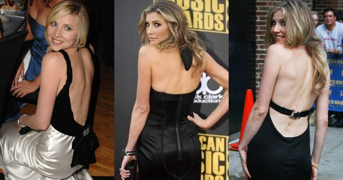 51 Sarah Chalke Big Butt Pictures Will Make You Fall In Love