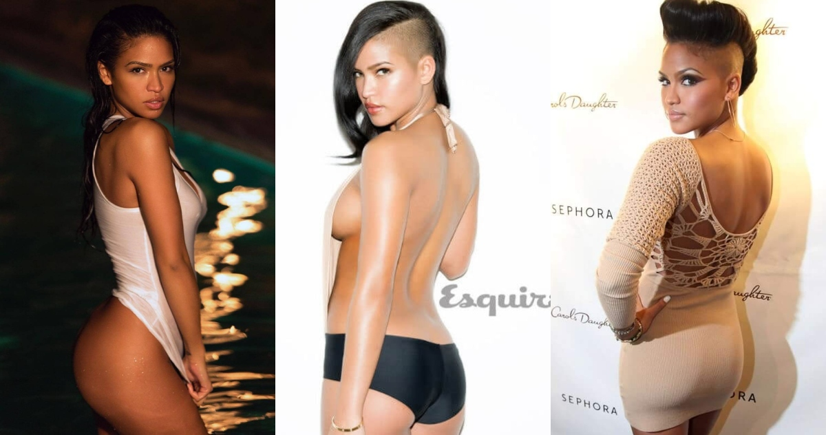 51 Sexiest Cassie Ventura Butt Pictures Are Hot As Hellfire