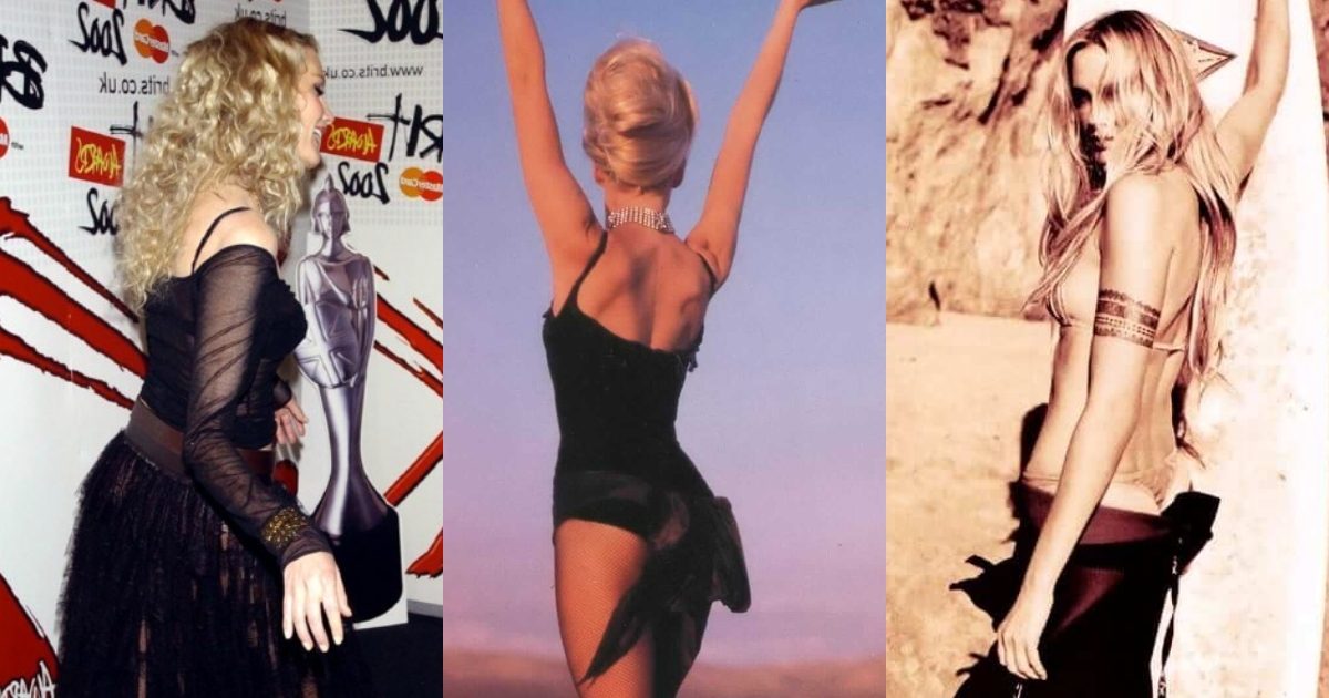 51 Sexiest Daryl Hannah Butt Pictures Are Hot As Hellfire