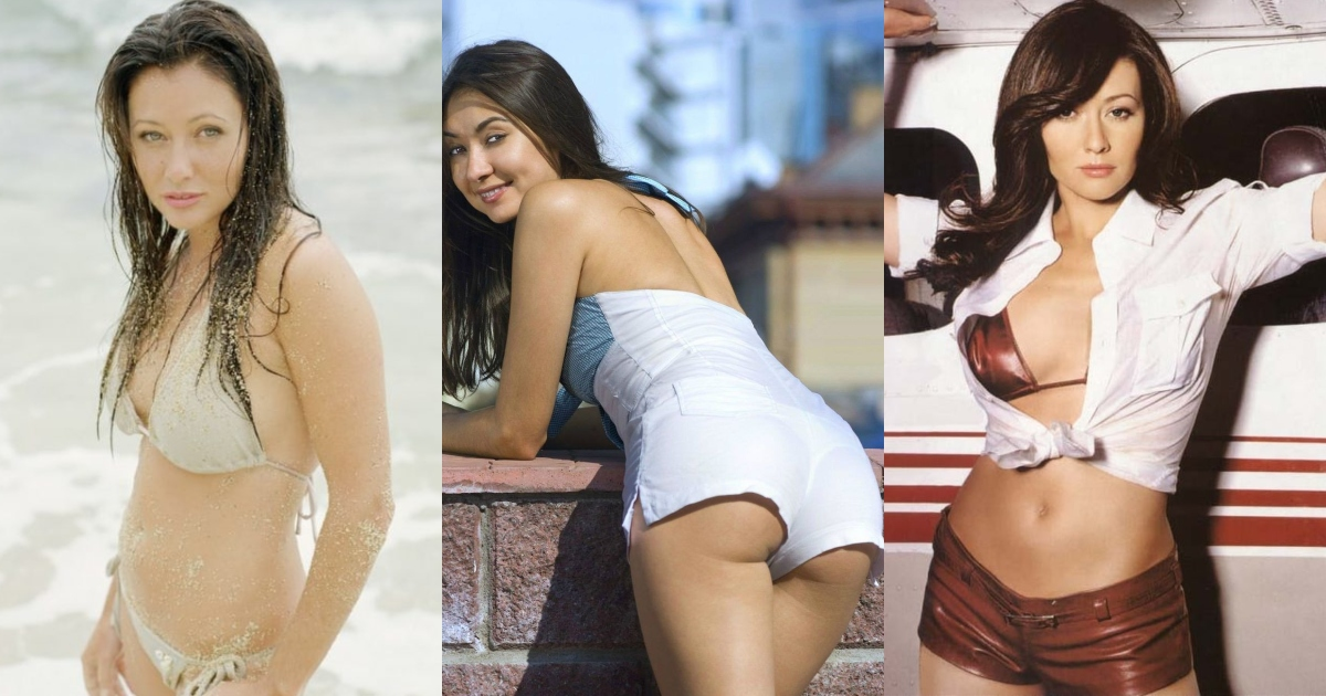 51 Shannen Doherty Cute Ass Pictures Will Soothe Your Eyes