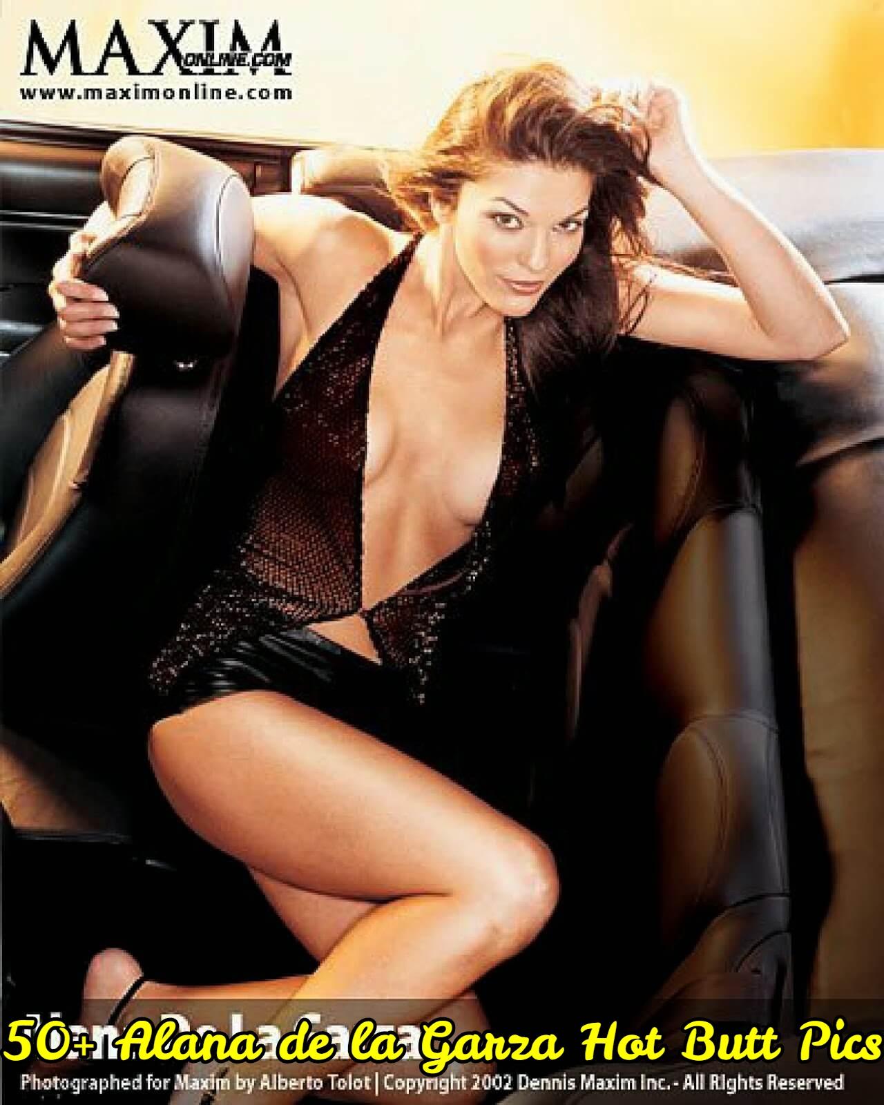 Alana de la Garza Hot Butt Pics
