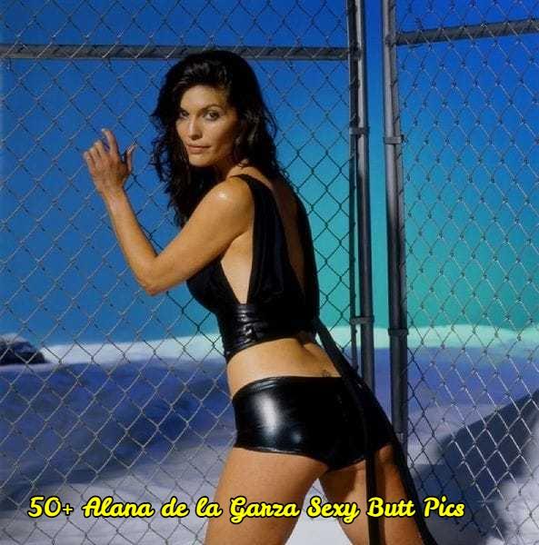 Alana de la Garza Sexy Butt Pics