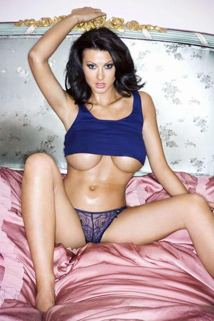 Alice Goodwin sexy tits