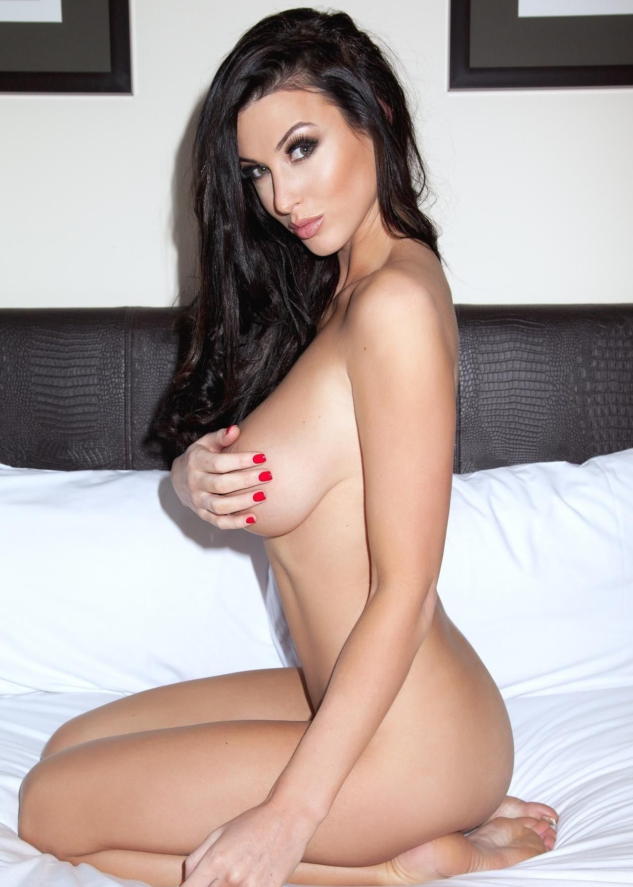 Alice Goodwin topless pic
