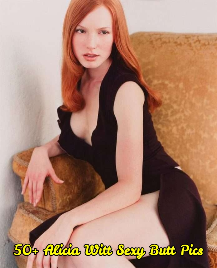 Alicia Witt sexy butt pics