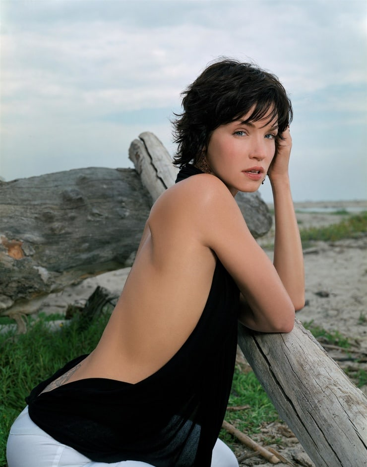 Ashley Scott sexy
